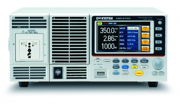 Programmable Power Supply | 10/5A, 1000 VA