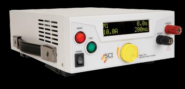 Slaughter/SCI, SL-266, Sicherheitstester, Ground Bond Tester, 60A