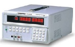 GW Instek: GW-PPS-3635: Power Supply DC- Programmable - Multi-Range - 0~36V/0~3.5A - 126W - GPIB Int