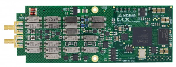 "Applicos AS-PA72D14130 Digitizer €"" 14-Bit €"" 130 Msps (PA72-Daughterboard)"