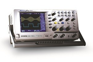 Digital-Oszilloskop - 100 MHz - 2 Kanäle - 1 GS/sec - 2 M Speicher