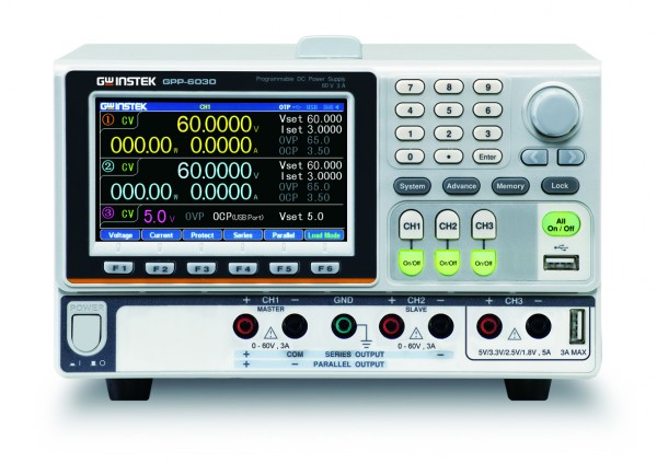 Programmable DC Power Supply | 385 W CH3