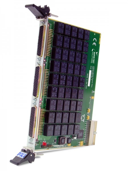 Marvin Test Solutions: MV-GX6315: 6U PXI 45 Channel High-Current Relay Card with 9 Additional Relay