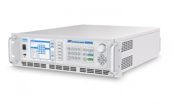 Programmable AC Power Source - 2000W - 150/300VAC - 16/8A