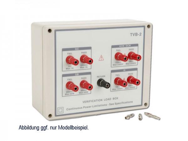 AR: Test Verification Box, CE Listed - TVB-2