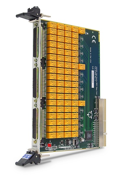 Marvin Test Solutions: MV-GX6325: 6U PXI 75 Channel Form-C (SPDT) Relay card