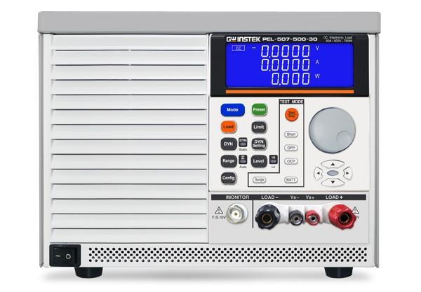 Elektronische DC-Gleichstromlast | 500 V, 30 A, 700 W