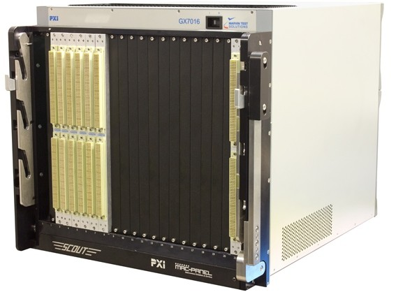 PXI Chassis | 20 Steckplätze