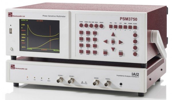 Frequenzganganalysator   10 µHz - 50 MHz, 2-Kanal