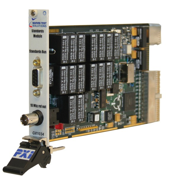 Marvin Test Solutions: MV-GX1034: Standard Reference Module
