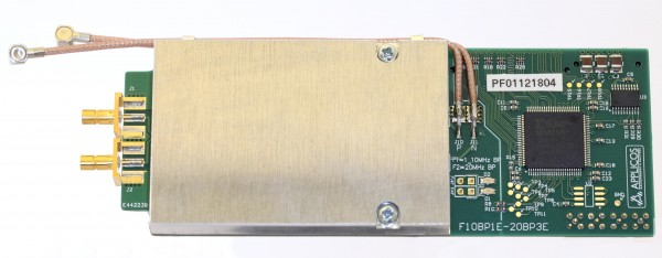 Applicos AS-PA72BPF Zweifach-Differenzial-Bandpassfilter (PA72-Daughterboard)
