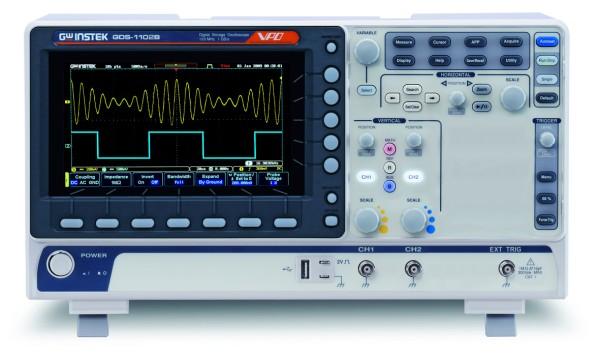 Digital-Oszilloskop | 100 MHz, 2 & Ext Kanal