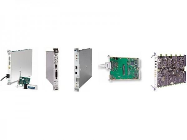 VTI: Systemkomponenten für VXI Systeme