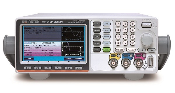 Arbitrary Function Generator | 20 MHz, 1+2 Channel