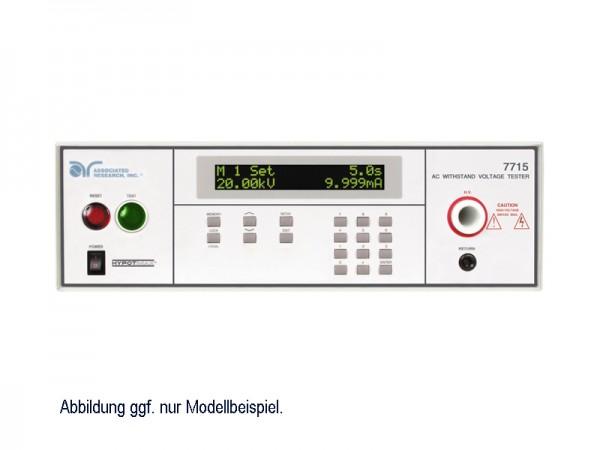 AR: HypotMAX (7705) AC Hipot Tester