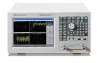 Analyseur de réseau vectoriel portable 300 kHz...3 GHz