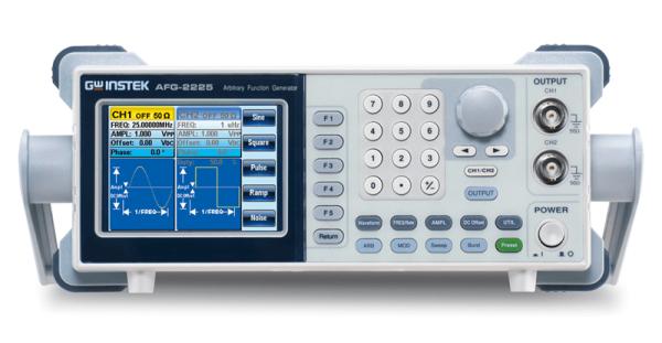 Arbiträr-Funktionsgenerator | 25 MHz, 2 Kanal