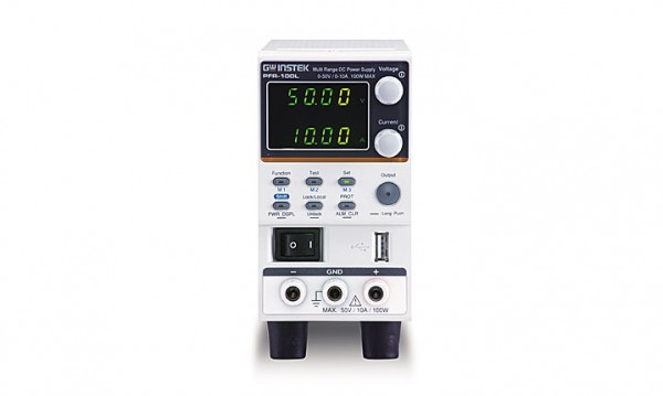 Programmable DC Power Supply | 50 V, LAN
