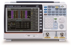GW Instek GW-GSP-9300B: Spectrum Analyzer - 9 kHz / 3 GHz - Low Cost - High Performance