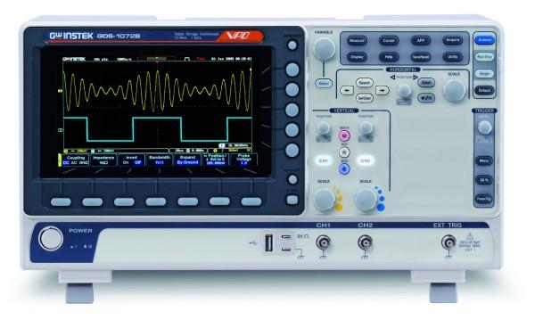Digital-Oszilloskop | 70 MHz, 2 & Ext Kanal