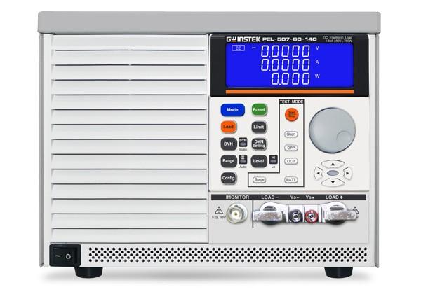 Elektronische DC-Gleichstromlast | 80 V, 140 A, 700 W