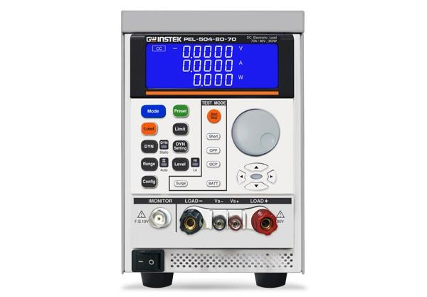 Elektronische DC-Gleichstromlast   80 V, 70 A, 350 W