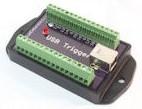 Sensorium Embedded USB Trigger