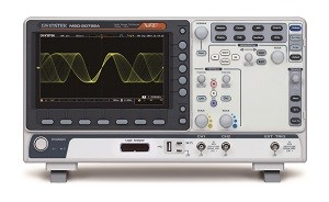 GW Instek GW-MSO-2102EA: Mixed Signal Oscilloscope - 100MHz - 2 Channels - 1GSa/s - 10M Memory - 120