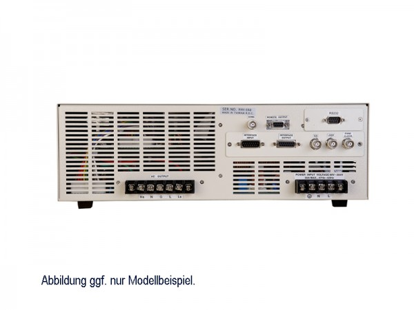 Associated Power Technologies, AP-320XAC, AC Power Supply