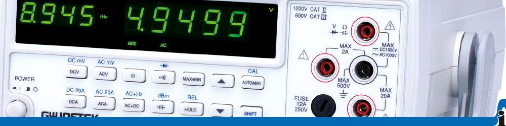 Tragbare Digitale Multimeter