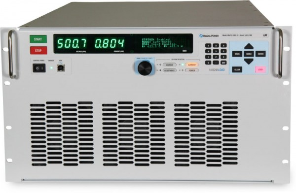 Programmierbare DC-Last | 13,5 kW 1Ph, 100 V
