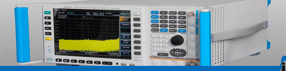 USB Echtzeit-Spektrumanalysatoren