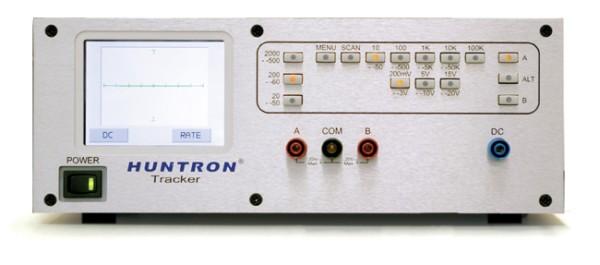 Tracker zum Test | mit Huntron Computer S/W
