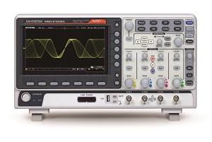 GW Instek GW-MSO-2204EA: Mixed Signal Oscilloscope - 200MHz - 4 Channels - 1GSa/s - 10M Memory - 120
