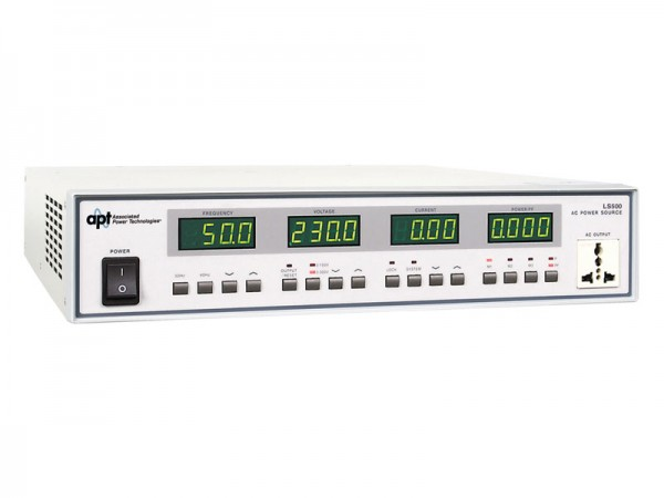 APT: LS500 Linear AC Power Sources