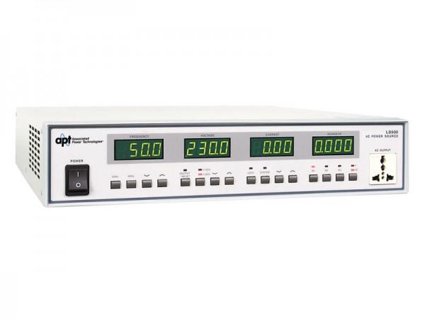 APT: LS500 Linear AC Power Sources