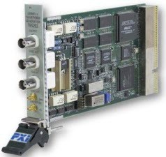 Marvin Test Solutions: MV-GX1201: Arbitrary Waveform Generator PXI Card, 100 MS/s, 14-bit with Wavef