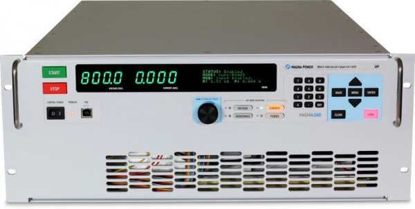 Programmable DC-Load | 12,5 kW 1Ph, 200 V