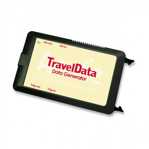 TravelData Data Generator - 256Mb/ch