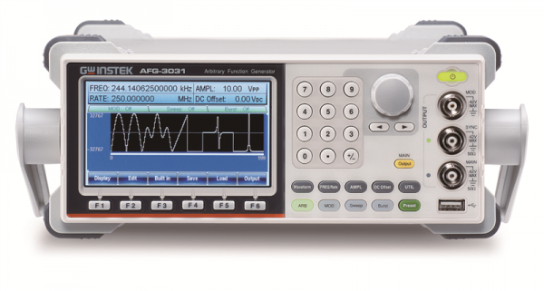 Arbitrary Function Generator | 30 MHz, 1 Channel