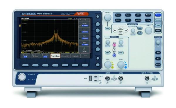 Mixed-Domain Oscilloscopes 200MHz AFG