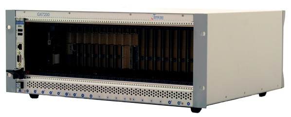 Marvin Test Solutions: MV-GX7205: 21 Slot, 3U PXIe Master Chassis with 1600W system power supply