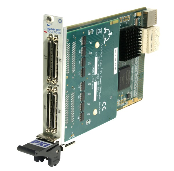Marvin Test Solutions: MV-GX3700e: FPGA PXIe High-Performance-Digital I/O-Karte