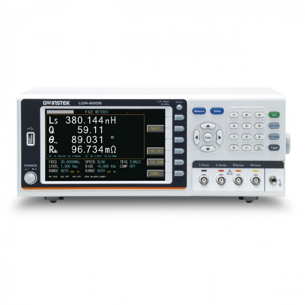 High-Frequency LCR Meter 10Hz~5MHz