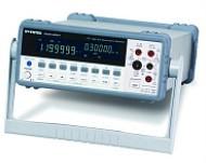 Dual Measurement Multimeter - 6 1/2 stellig - Tischgerät