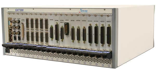 Marvin Test Solutions: MV-GX7310: 20 Slot 3U PXI Slave Desktop Chassis for Use with PXI Remote Contr