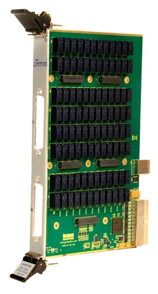 Marvin Test Solutions: MV-GX6196: 96 Channel DPST Relay and Control PXI Carrier Card