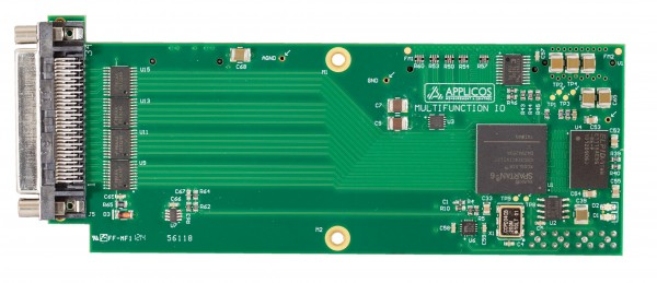 Applicos AS-PA72-DIOS6016 Multifunktionaler programmierbarer Digital-I/O (PA72-Daughterboard)
