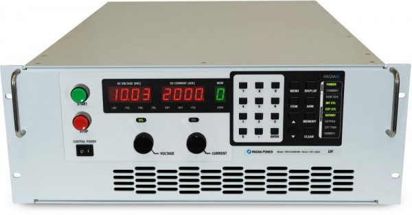 Programmable DC-Power Supply | 50 kW, 6000 V