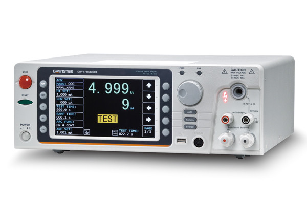 Sicherheitsanalysator 500 VA AC/DC/IR/GB